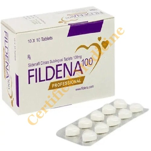 Fildena-Professional-100-Mg