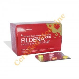 Fildena XXX 100 Mg