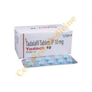 Tadact 10 Mg