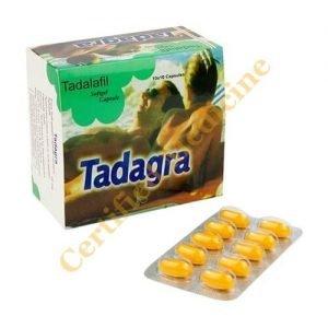 Tadagra Softgel 20 Mg