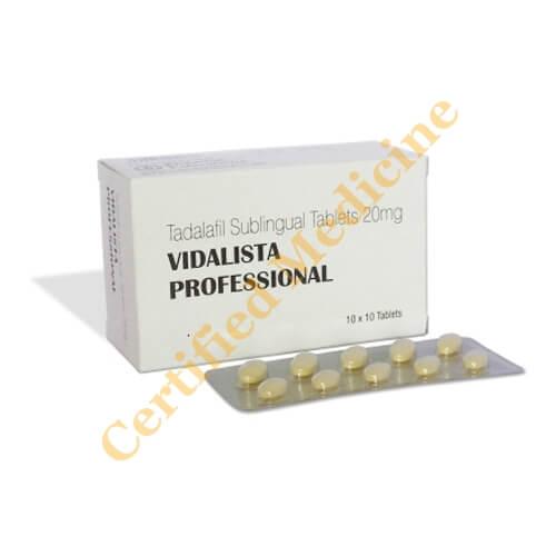 Vidalista Professional
